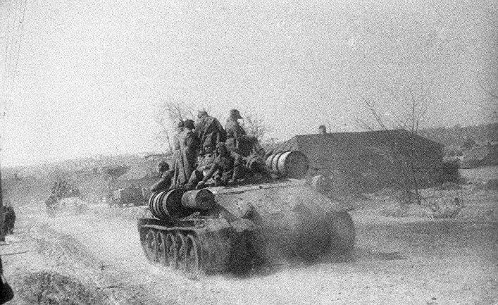6-ю армию должны были спасти лишь три танковые дивизии (Die Welt, Германия)
