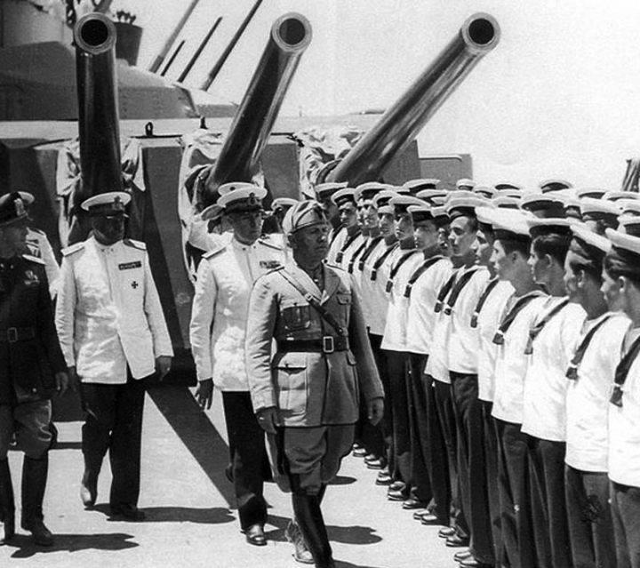 Подводные бойцы дуче. Как зарождалась 10-я флотилия MAS