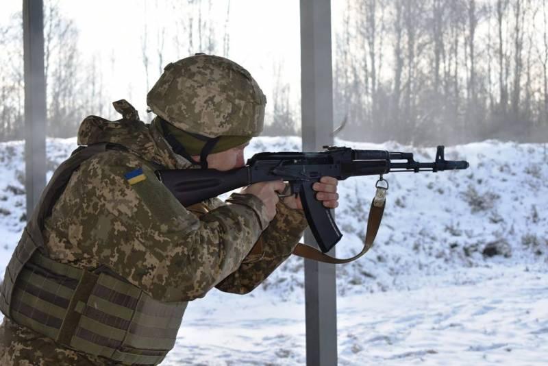 НМ ЛНР задержала украинского диверсанта в районе Золотого