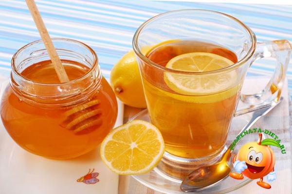 Полезные напитки при простуде.