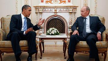 Обама и Россия: весь мир смеется
