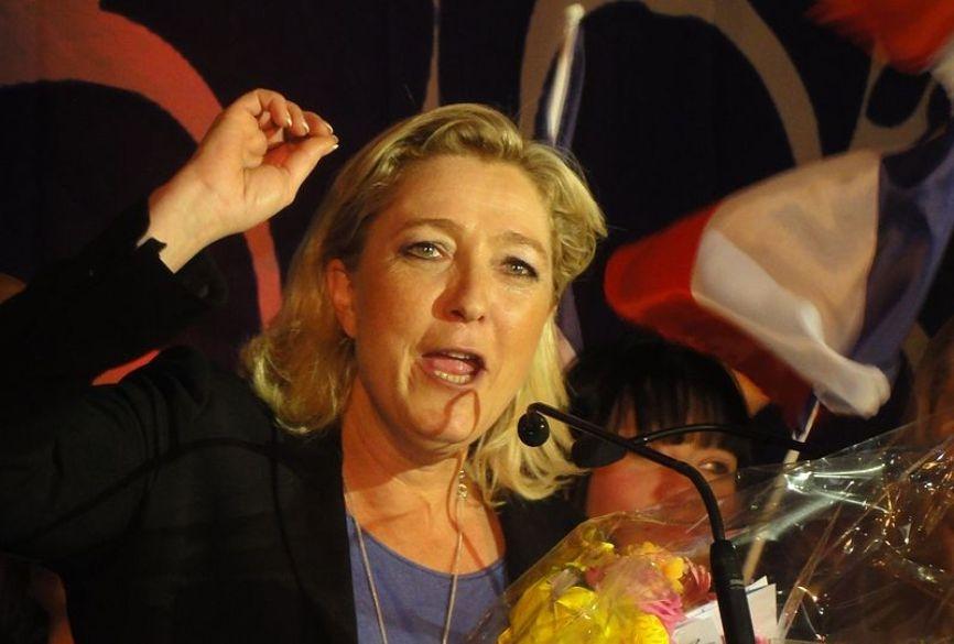 Марин Ле Пен сообщила, что хочет установления мирных отношений с Россией и США