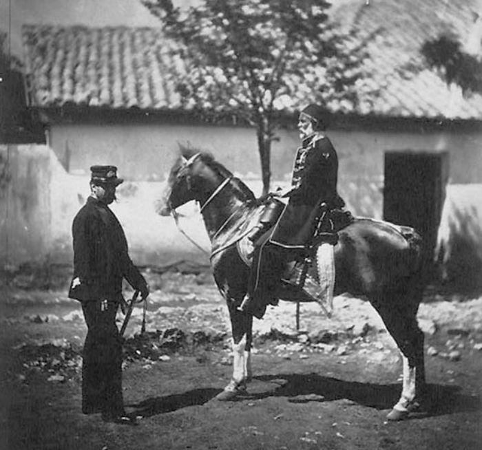 Фотографии Крымской войны 1853-1856 годов