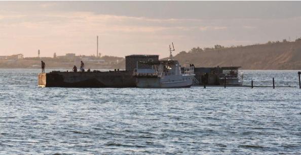 США приспосабливают военно-морские базы Украины под заходы кораблей НАТО