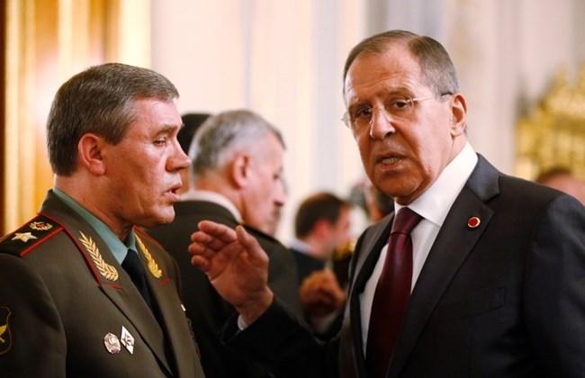 Европейское турне Лаврова и Герасимова: размена Сирии на Крым не будет