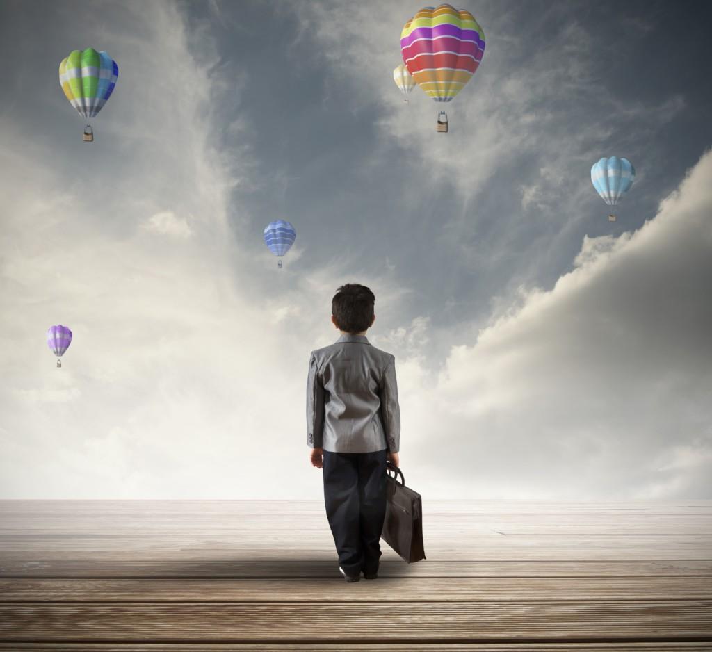 Зачем ребенку придуманный мир