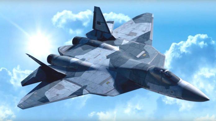 Новый двигатель с плазменной системой зажигания для Су-57