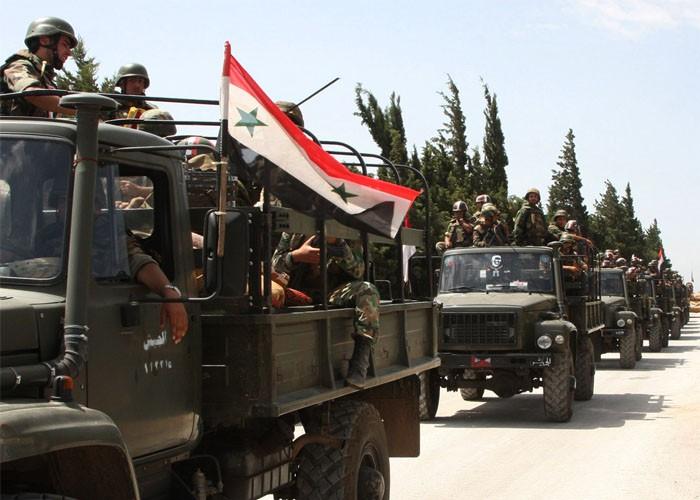 """Сирийские войска ликвидировали 140 боевиков """"Исламского государства"""" в провинции Ракка"""