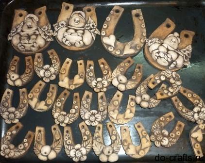 Амулеты своими руками из глины