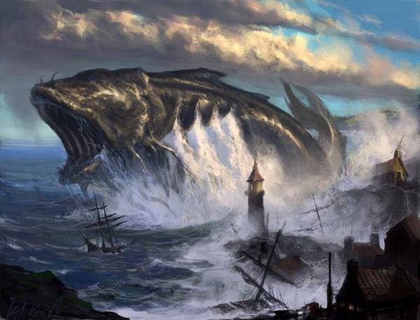 Тайны мира: гиганты современности и мифические монстры