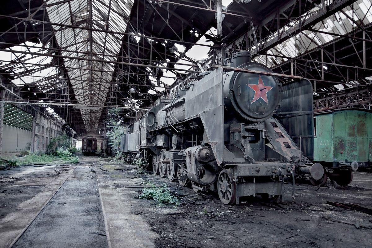 Останки Советского Союза