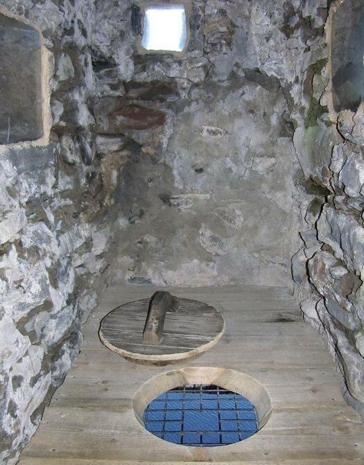 Туалет для графской крепости-14 фото-