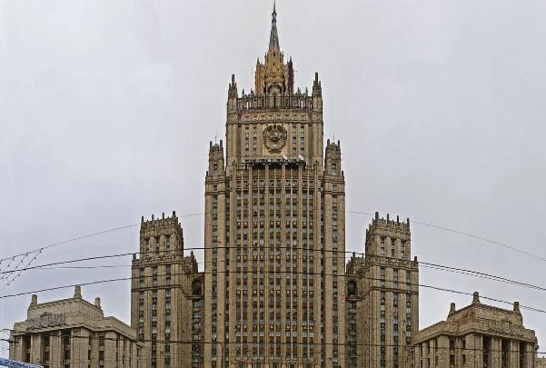 Россия указала Нидерландам на их непозволительное поведение