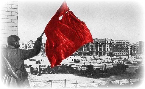 Сталинград Большая загадка Сталина