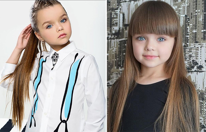 6-летняя Настя из России при…