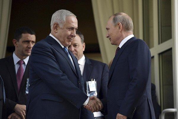 Почему Путин обязательно должен встретиться с Нетаньяху до Трампа?