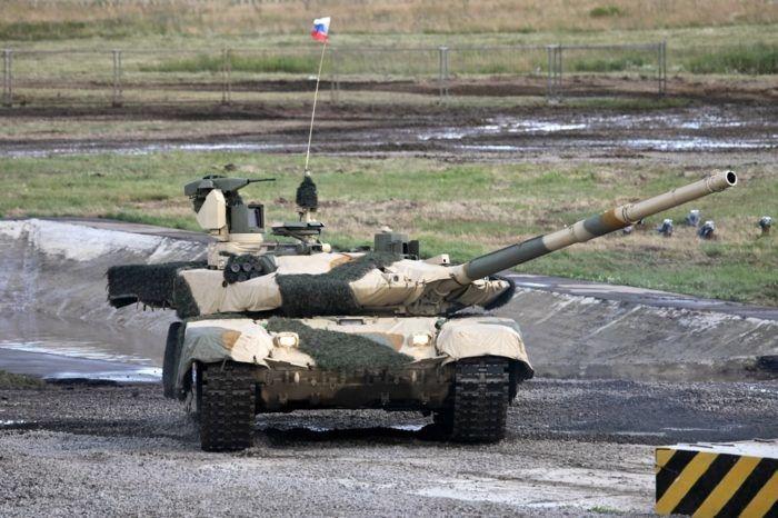 Т-90М или «Прорыв – 3». Что танк грядущий нам готовит