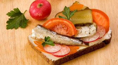 От похмелья избавит… бутерброд?