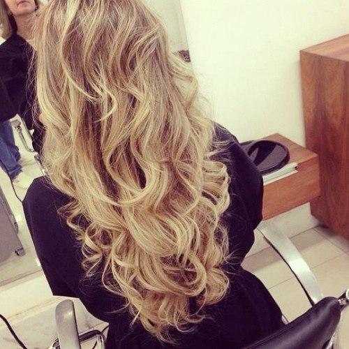 Волосы блестят и растут как на дрожжах.