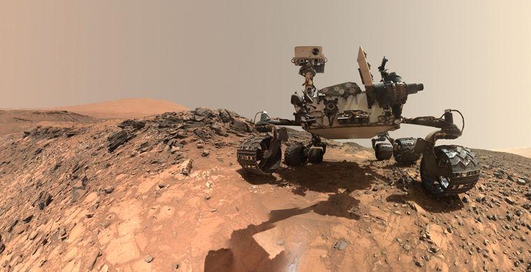 Ученые считают, что на Марсе может быть жизнь