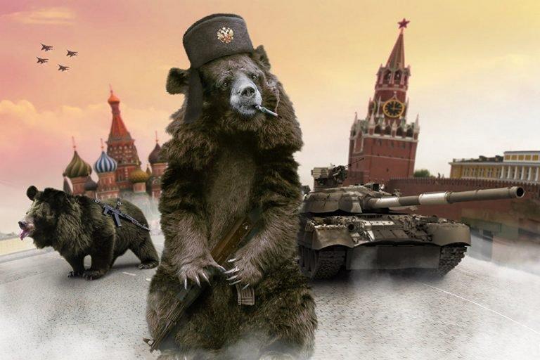 ШОК ОТ ПОСЕЩЕНИЯ РОССИИ