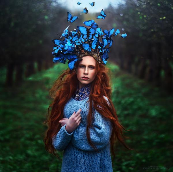 Сказочный русский фотограф