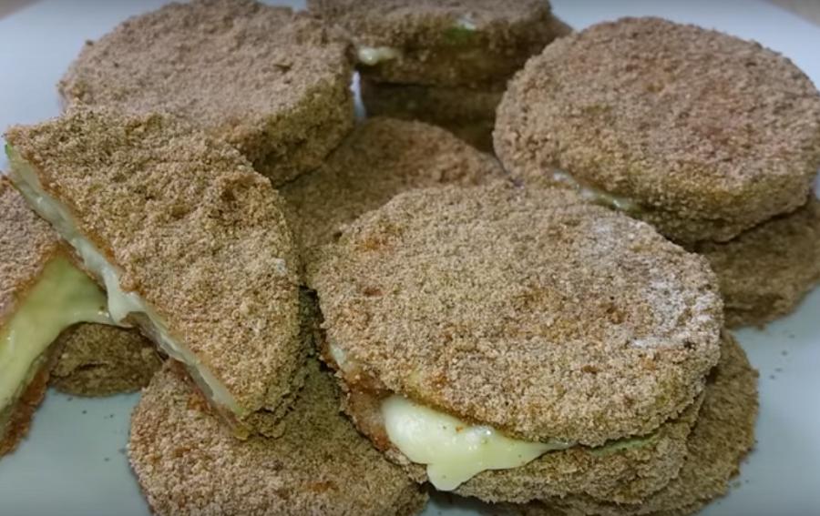 Изумительные кабачки, приготовленные в духовке
