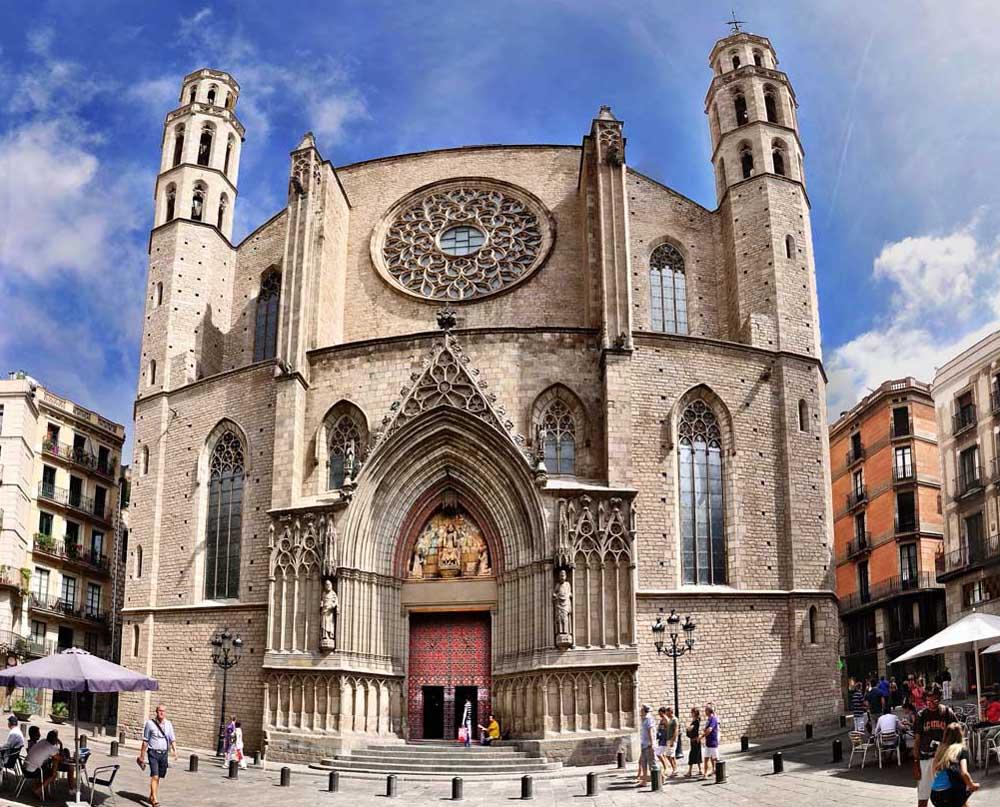 Прогулка по Барселоне, Готический квартал. Что стоит посмотреть?