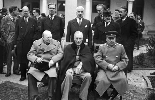 Кто есть кто во Второй мировой войне