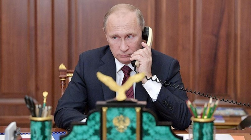 Владимир Путин обвинил еврее…