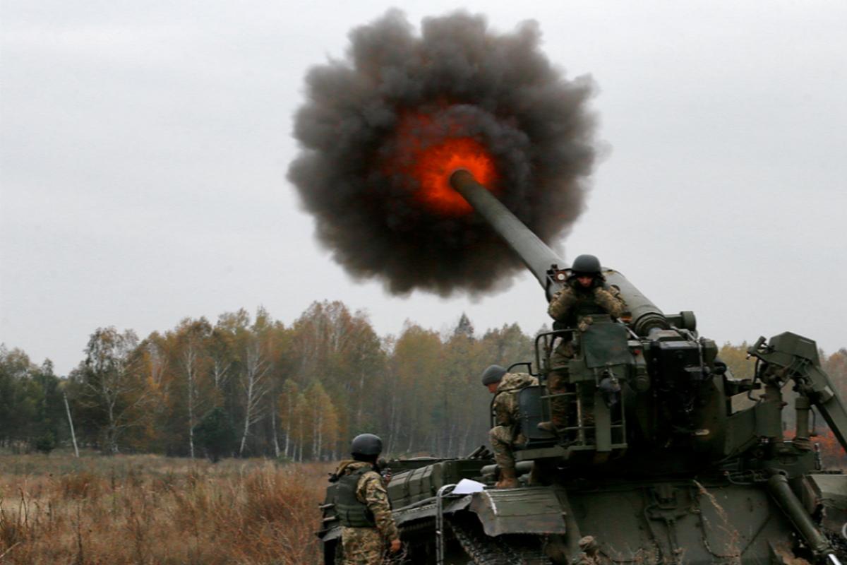 ВСУ обстреляли пригород Горл…
