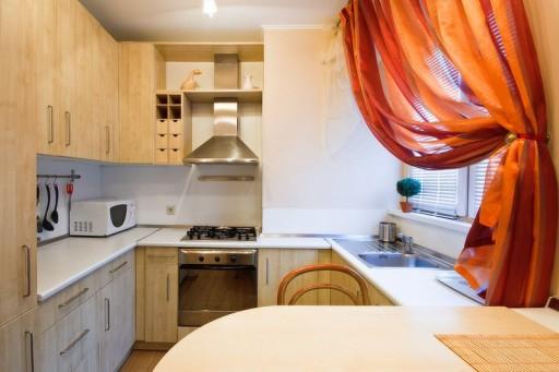 Функциональный дизайн кухни 5 кв м