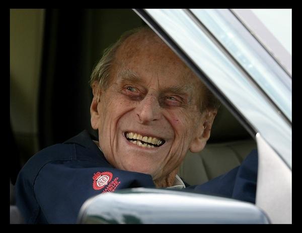 97-летний супруг королевы Ел…