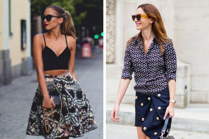 Восемь стильных идей для летнего образа в черном