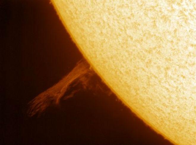 Солнечная активность увеличивается