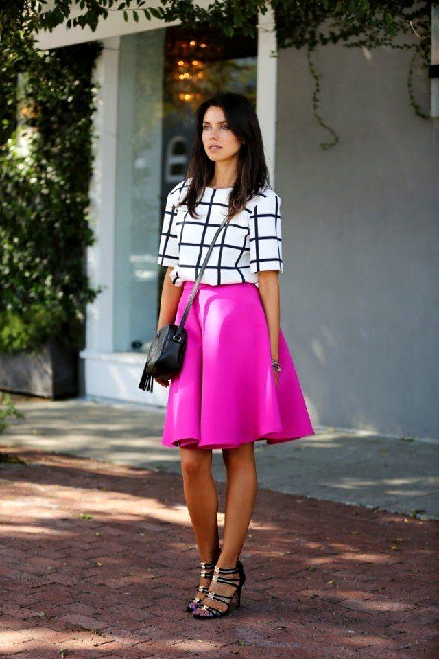 Самые яркие летние образы в оттенках розового цвета: 15 стильных идей на каждый день