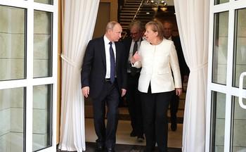 """Путин: """"Северный поток - 2"""" не направлен на остановку транзита через Украину"""