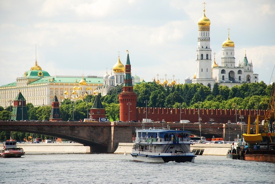Как менялась Москва: вчера и…