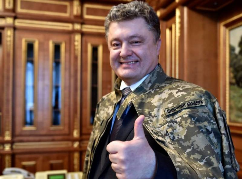 Порошенко - маньяк, готовый развязать войну с Россией