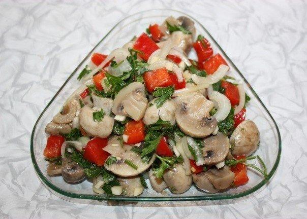 Маринованные грибы по особому рецепту — всего в меру, вкусно и быстро
