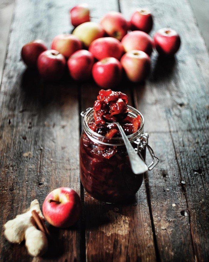 Вкус детства: как приготовить ароматное яблочное повидло