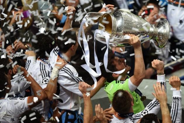 «Реал» переиграл «Атлетико» и стал победителем Лиги чемпионов
