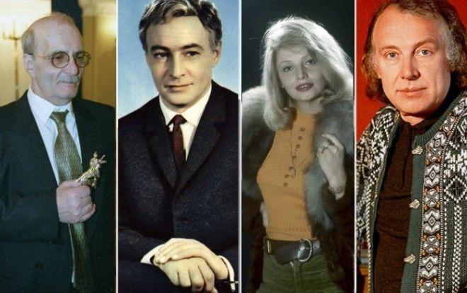 Дети советских звезд, которы…