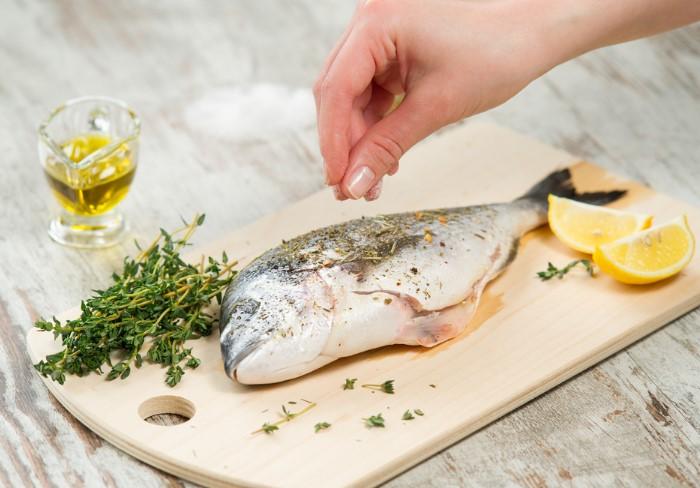 Для каждого способа приготовления рыбы подходят определенные специи