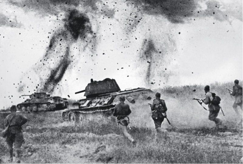 Триумфы Курской дуги. «Чёрная смерть» - секретное оружие Сталина, переломившее ход Курской битвы
