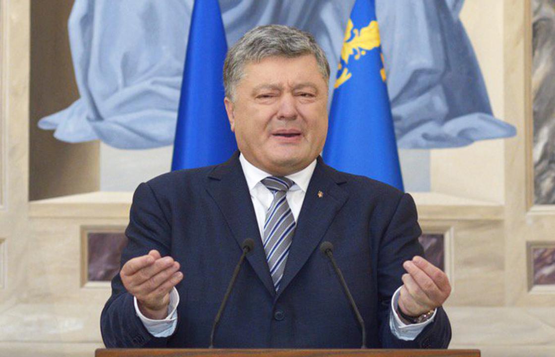 Порошенко рассказал, с чем «незалежна» пожаловала на порог НАТО