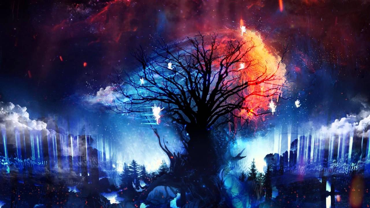 Картинки по запросу дерево фэнтези