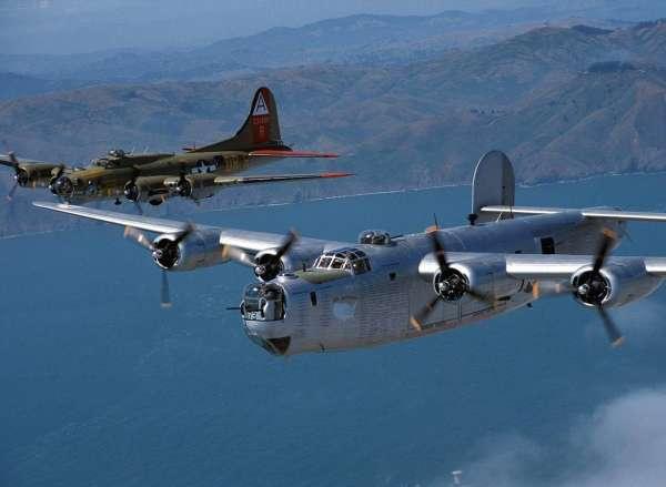 США составили пятерку лучших бомбардировщиков в мире. Российских в этом списке не оказалось