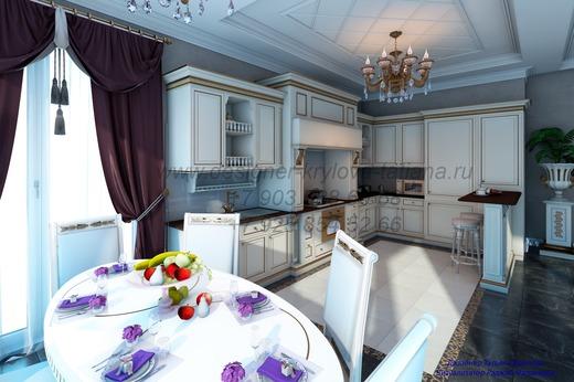 Квартира на Большом Козловском переулке