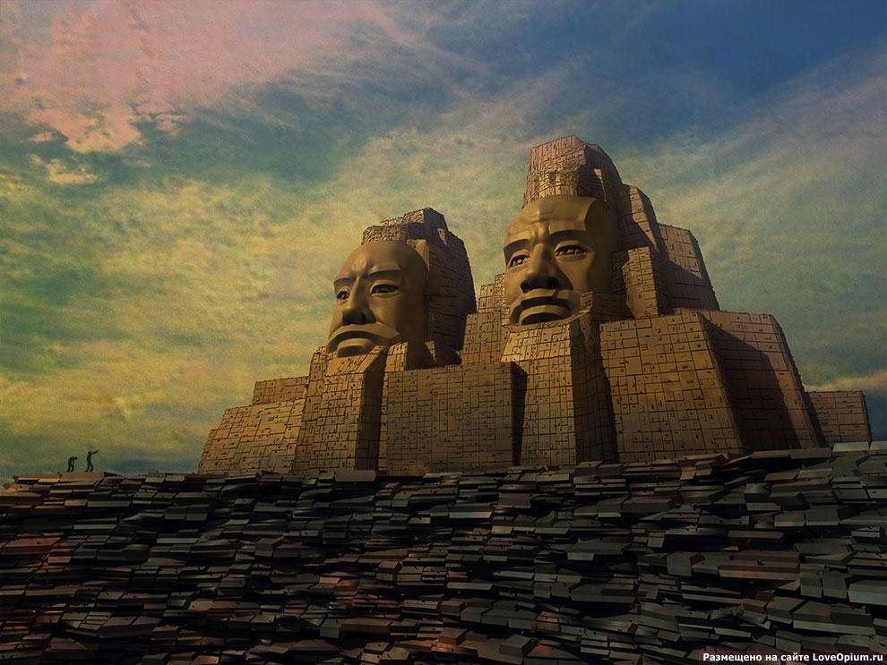 Императоры Ян и Хуан